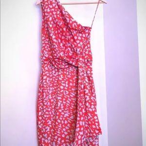 Diane Von Furstenburg DVF Agatha dress size 2